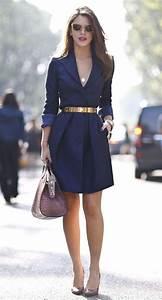 Trendfarben 2018 Mode : sailor blue geh rt zu den trendfarben 2018 berufskleider outfit und studenten mode ~ Watch28wear.com Haus und Dekorationen