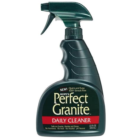 s 22 oz granite daily granite cleaner 22gr12