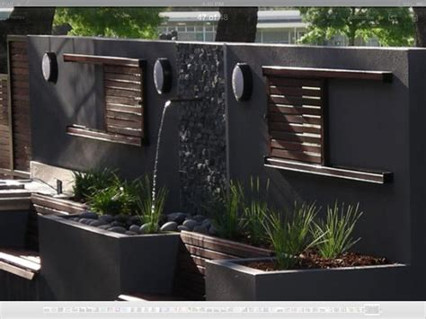 outdoor feature walls 17 best images about wall waterfal on pinterest wall