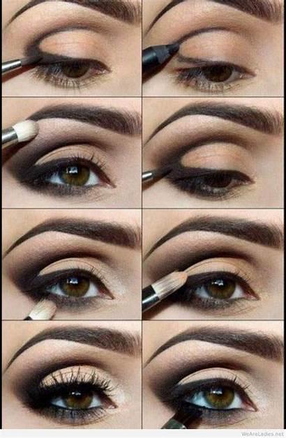 Smokey Makeup Eye Eyes Tutorial Tutorials Weareladies