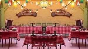 Deco Cuisine Bistrot : une d co bistrot chic ~ Louise-bijoux.com Idées de Décoration