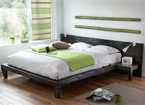 bureau en bambou lit bambou pas cher photo 8 15 du bambou pour une