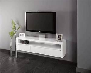 Banc Tv Suspendu : ikea meuble suspendre ~ Teatrodelosmanantiales.com Idées de Décoration