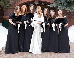 amazing bridesmaid dresses for winter season weddings eve With winter wedding bridesmaid dresses