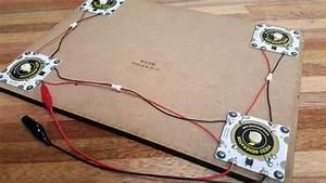 Make footboard piezo generator! - All