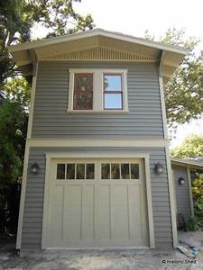 Two story one car garage apartment historic shed for 2 story garage apartment