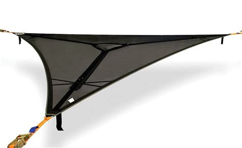 Triangular Hammock by Tentsile Trillium Three Person Triangle Hammock 187 Gadget Flow