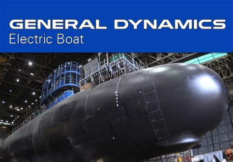 General Dynamics Electric Boat Spars by Gdeb Bags Usd 11 Mln Worth Submarine Maintenance Work