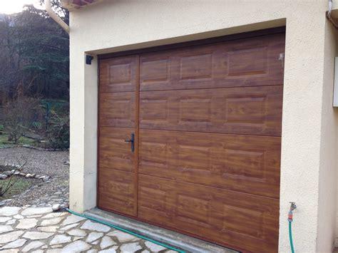 portail garage basculant avec portillon dootdadoo