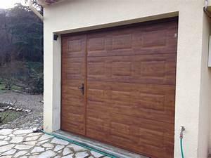 photos de pose de portes de garage basculantes avec With tryba porte de garage