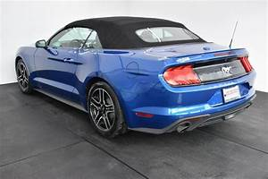 2018 Used Ford Mustang EcoBoost Premium CONVERTIBLE at Car Factory Outlet Serving Miami-Dade ...