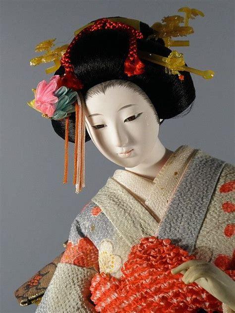 Best Doll Japanese Ningyo Images Pinterest