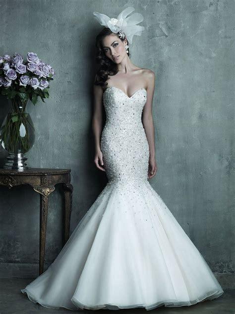 drop dead gorgeous allure bridals wedding dresses modwedding