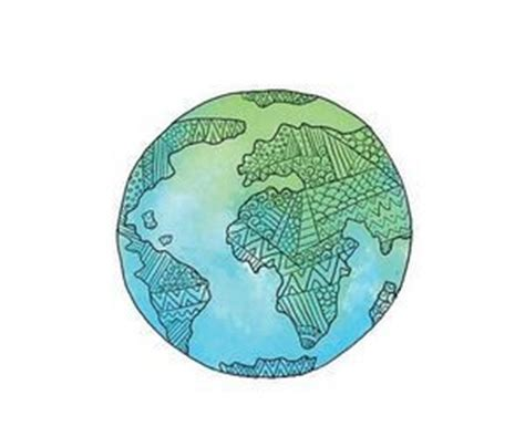 Information About Earth Drawing Tumblr Yousense Info