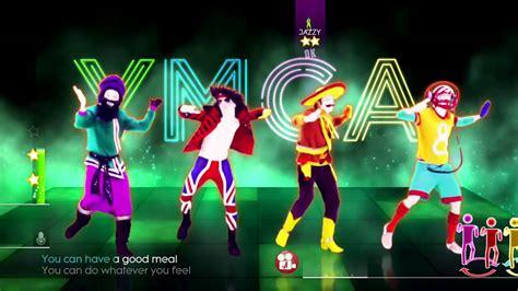 dance  ymca   village people