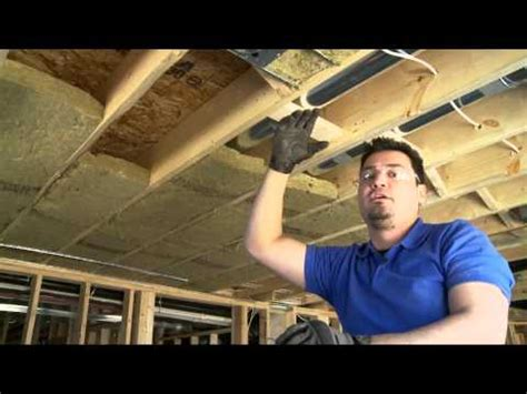 how to install insulated ceiling ic
