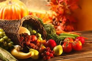thanksgiving cs organics