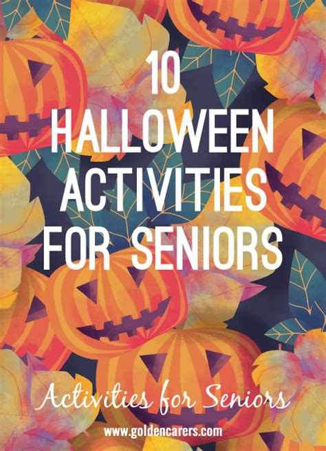 activities  halloween