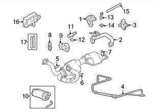 Mazda B3000 Vacuum Hose  3 0 Liter