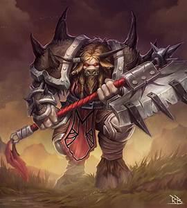 Tauren Warrior by RogierB on DeviantArt
