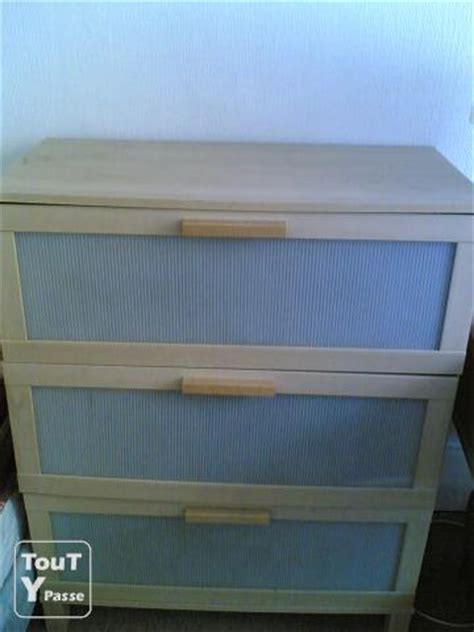 Commode Aneboda Ikea by Commode 3 Tiroirs Mod 232 Le Aneboda Ikea Vincennes 94300