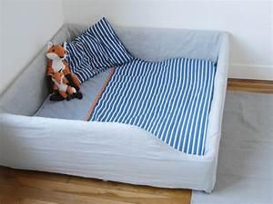 Lit Enfant Sol : lit au sol 2 suite mais pas fin les enfants tranquilles ~ Nature-et-papiers.com Idées de Décoration