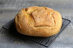 Four A Pain Maison : pain blanc cuit en cocotte ~ Premium-room.com Idées de Décoration