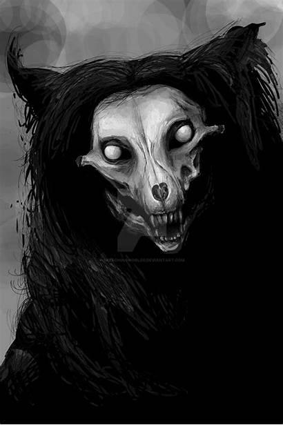 Scp 1471 Deviantart Horror Creepypasta 1536 Wallpapers
