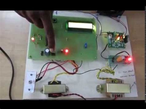 Engineering College Avadi Mini Projects Year Ece