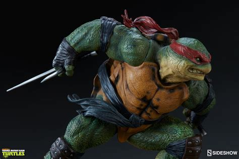 tmnt raphael statue  sideshow collectibles sideshow collectibles