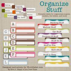 organize a baking cabinet with free printable pantry With kitchen cabinets lowes with how to make vinyl stickers inkjet printer