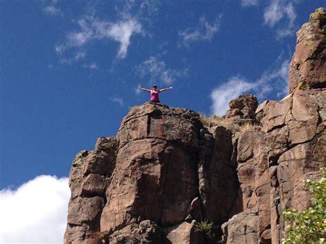 North Table Mountain Rock Climbing