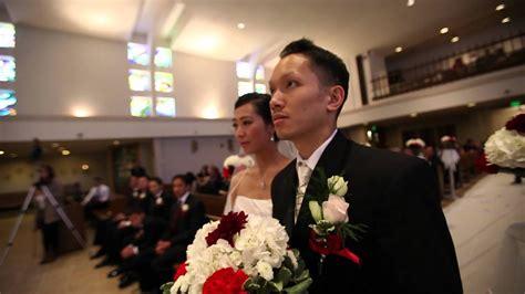 mike hung angela linh uyen wedding day trailer