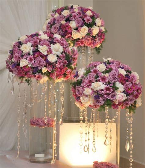 Blumen Hochzeit Dekorationsideenmoderne Hochzeit Blumendekoration blumendeko hochzeit 60 inspirierende vorschl 228 ge deko