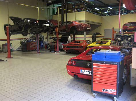 Atelier De Réparation Automobile — Wikipédia