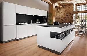 Küchenzeile Mit Insel : inspiration k chenbilder in der k chengalerie seite 6 ~ Michelbontemps.com Haus und Dekorationen