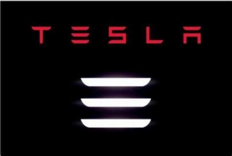 tesla applies  trademark  model  logo gas