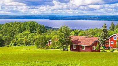 Sweden Country Nature Countryside Scandinavian Natural Moving