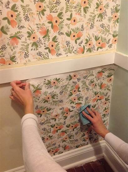 Paper Wrapping Wall Decorations Source Stuck