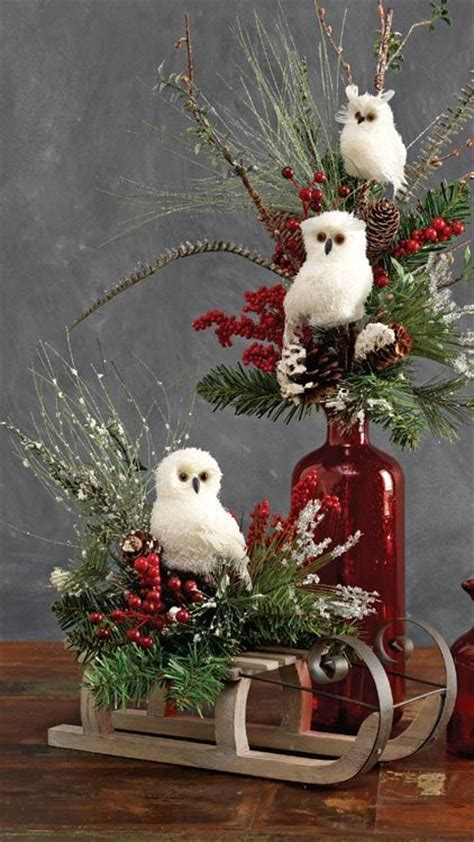 creative  fun sleigh decor ideas  christmas