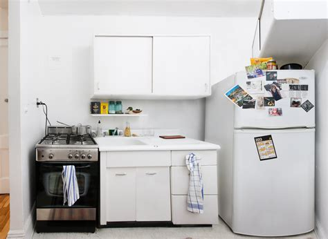 In A Tiny Brooklyn Kitchen, Room For Lots Of Ideas