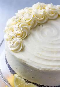Lemon Poppy Seed Cake - Tornadough Alli {The Best Lemon ...