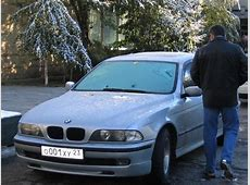1998 BMW 520 Pictures, Gasoline, FR or RR, Manual For Sale