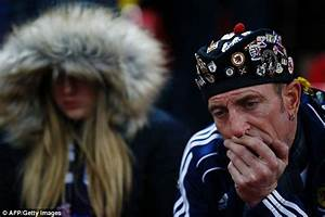Scottish Daily Record react to 3-0 defeat in England by ...