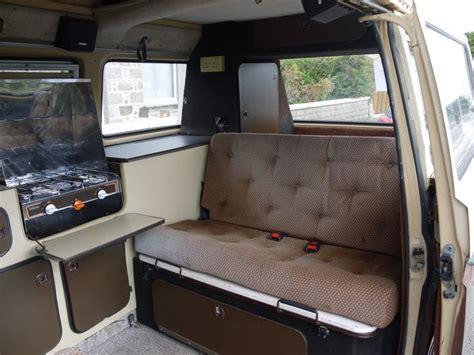 Volkswagen T25/t3 Devon Poptop Campervan, Original