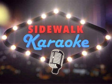 comments sidewalk karaoke series  episode