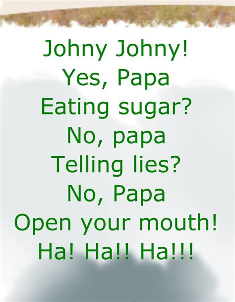 johny johny yes papa offline video download