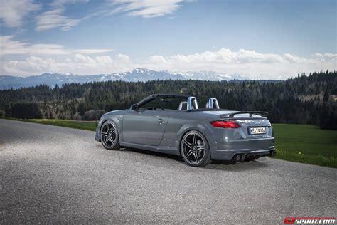 Official 2018 Abt Audi Tt Roadster Gtspirit