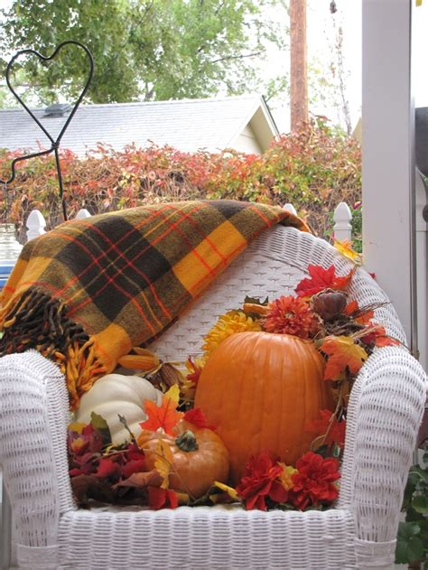 fall ideas for decorating 55 cozy fall patio decorating ideas digsdigs