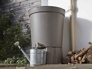Recuperation Eau De Pluie : tout savoir sur la r cup ration d 39 eau de pluie leroy merlin ~ Premium-room.com Idées de Décoration